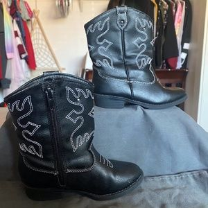 Unisex Western Boots